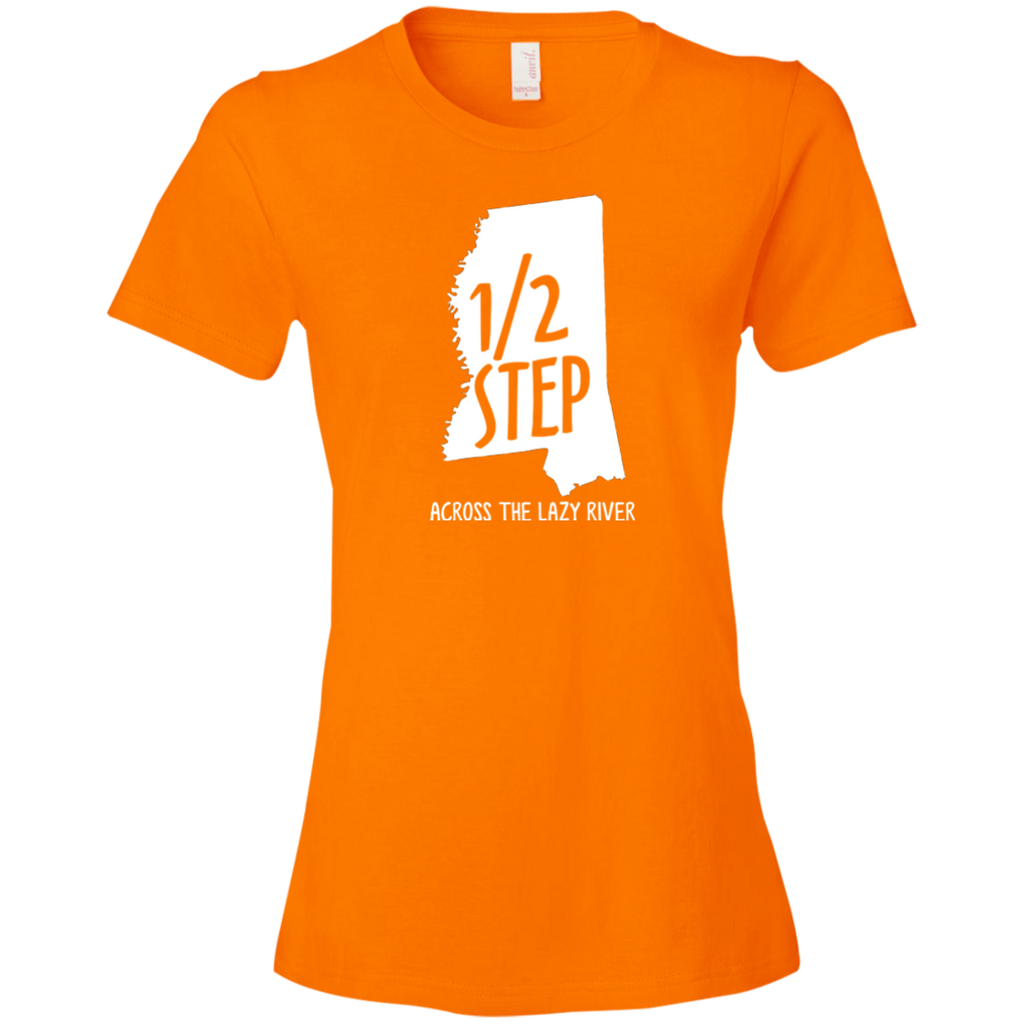 Overstock of Half Step Mississippi Ladies Premium T-Shirt