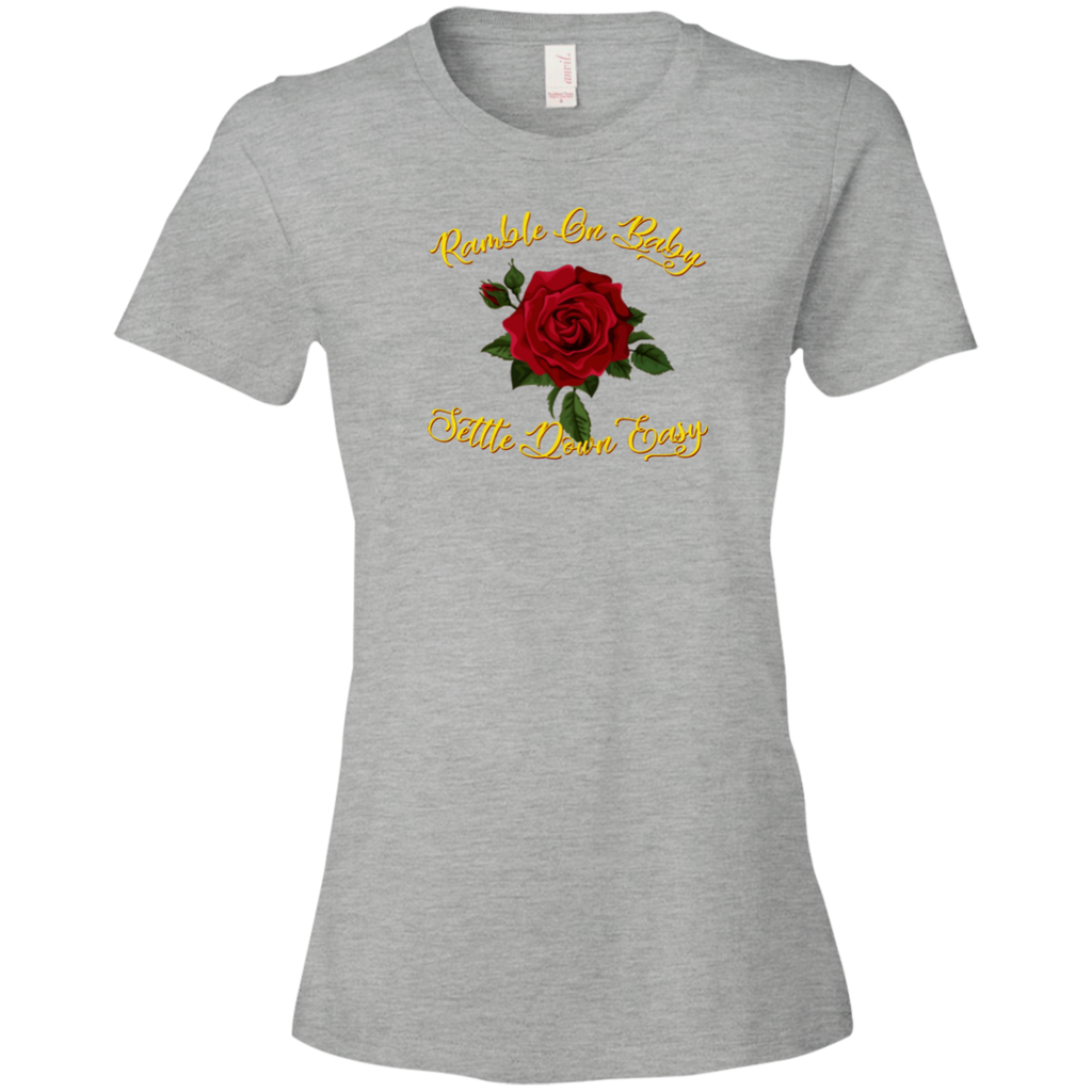 Ramble On Baby Ladies Premium T-Shirt