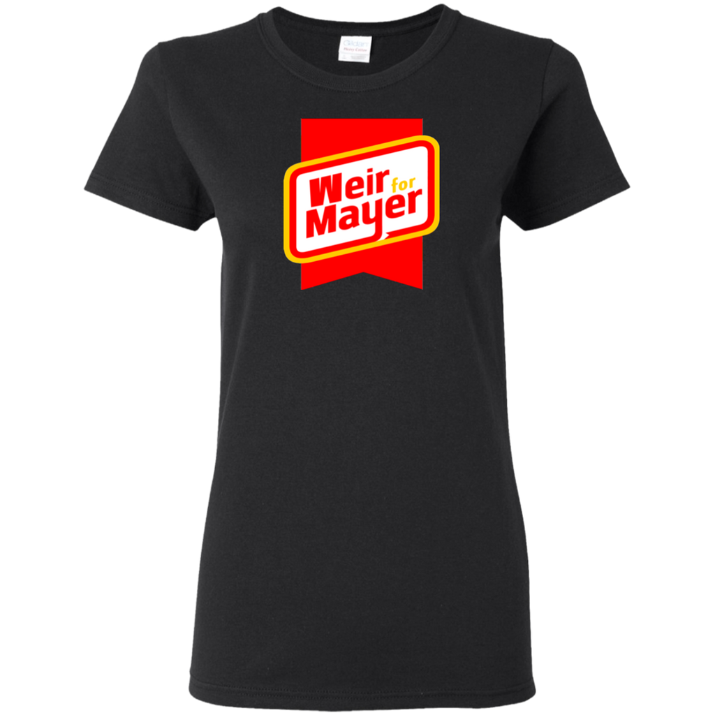 Weir For Mayer Ladies T-Shirt
