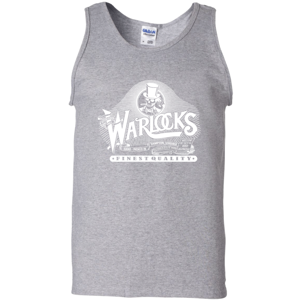 Warlocks Hampton 100% Cotton Tank Top