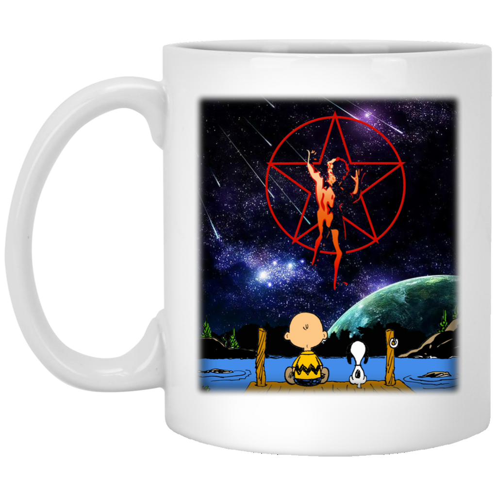 Limited Edition - Five Pointed Star In Sky Mug