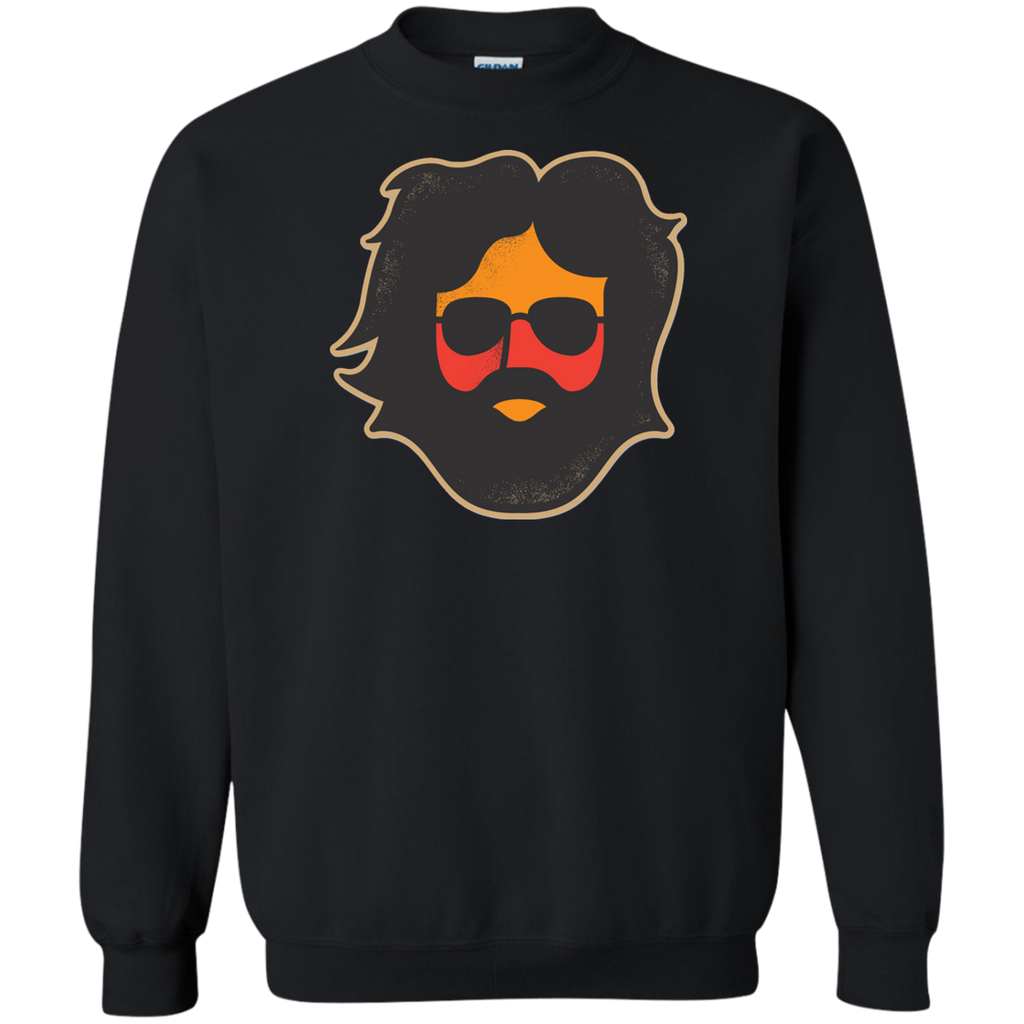 Jerry Keystone Pullover Sweatshirt  8 oz.