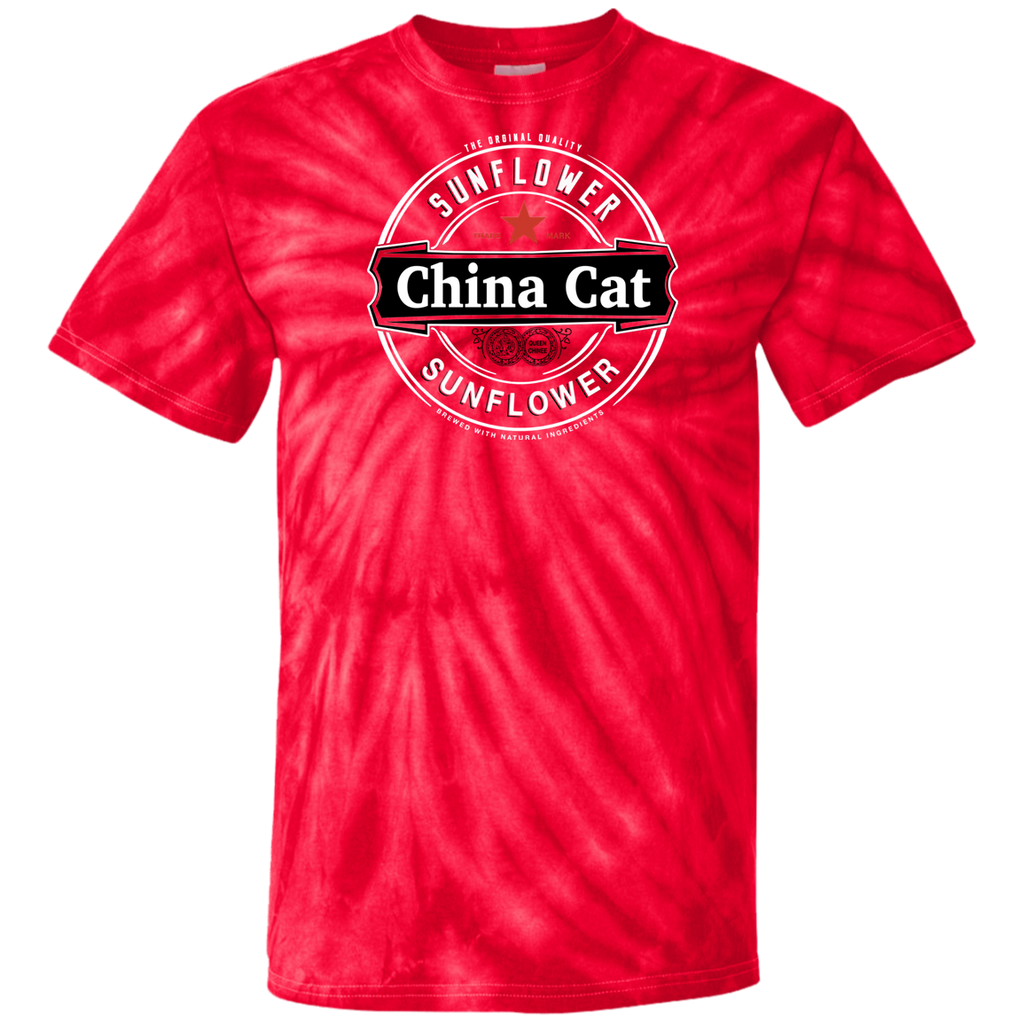 China Cat Heiny Tie Dye T-Shirt