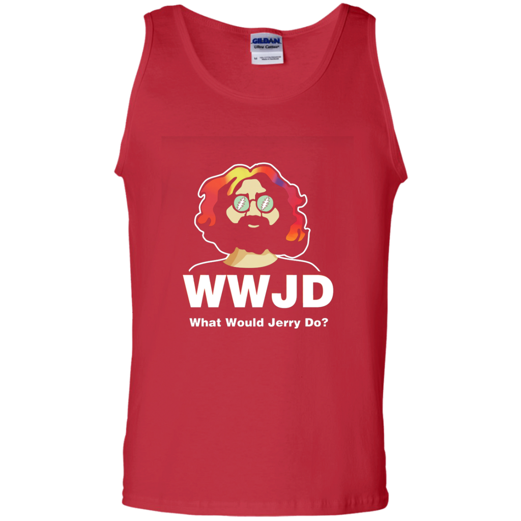 What Would Jerry Do 100% Cotton Tank Top