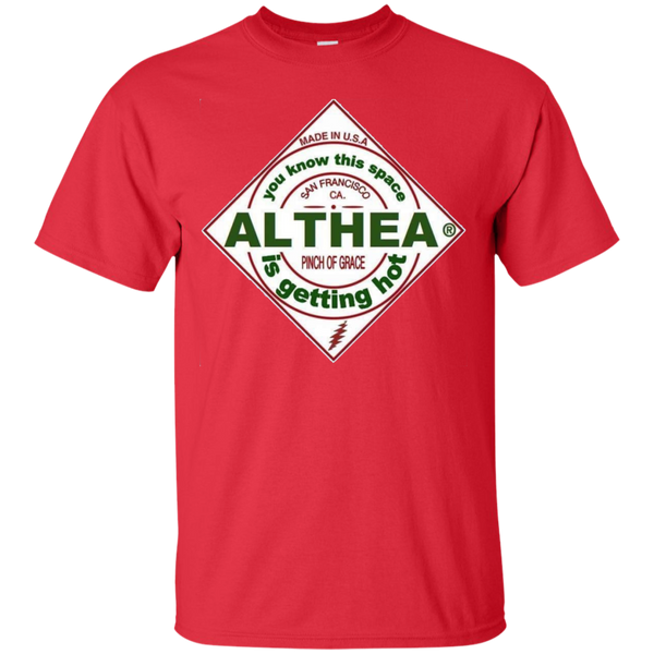 Overstock of Althea Hot Sauce Ultra Cotton T-Shirt Mens XX-Large