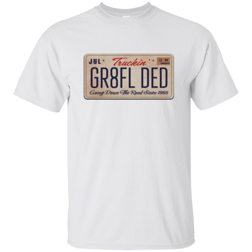 GR8FL DED Ultra Cotton T-Shirt in White for Paul