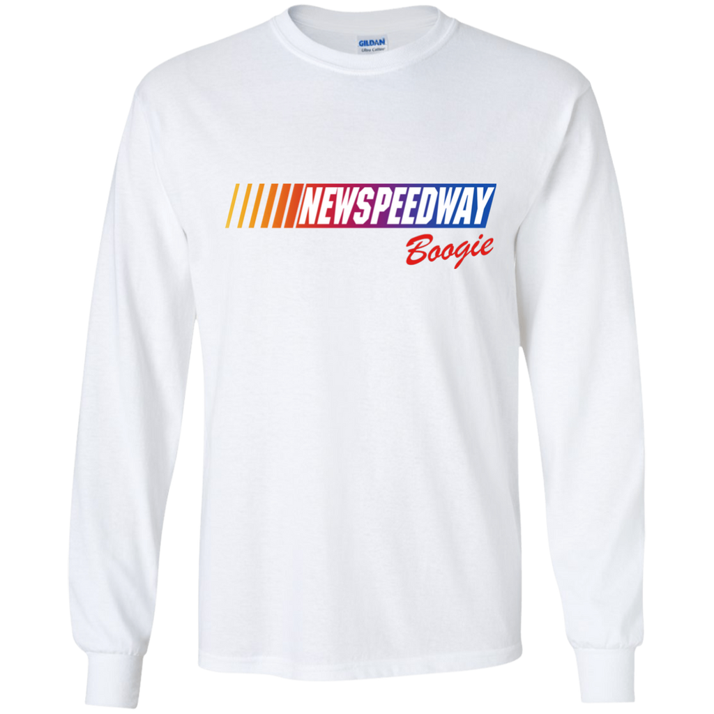 New Speedway LS Ultra Cotton T-Shirt