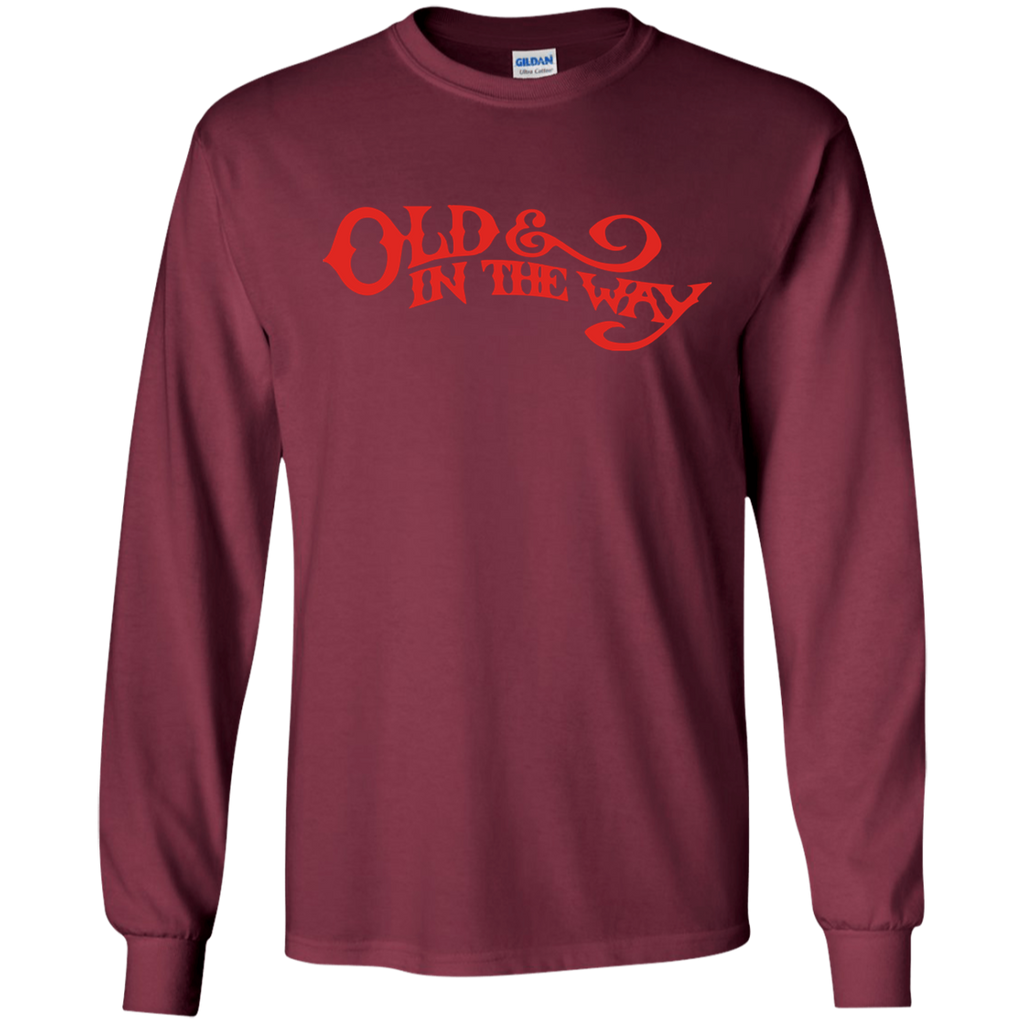 Overstock of Old And In The Way Long Sleeve Ultra Cotton T-Shirt