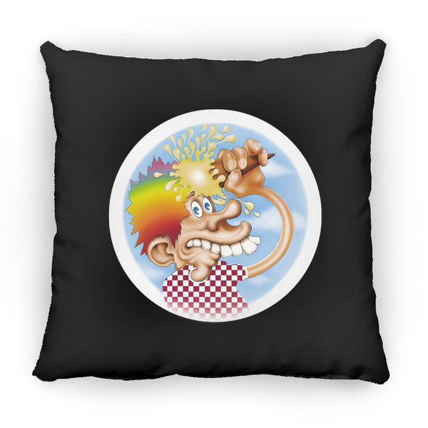 Ice Cream Boy Square Pillow 16 Inches