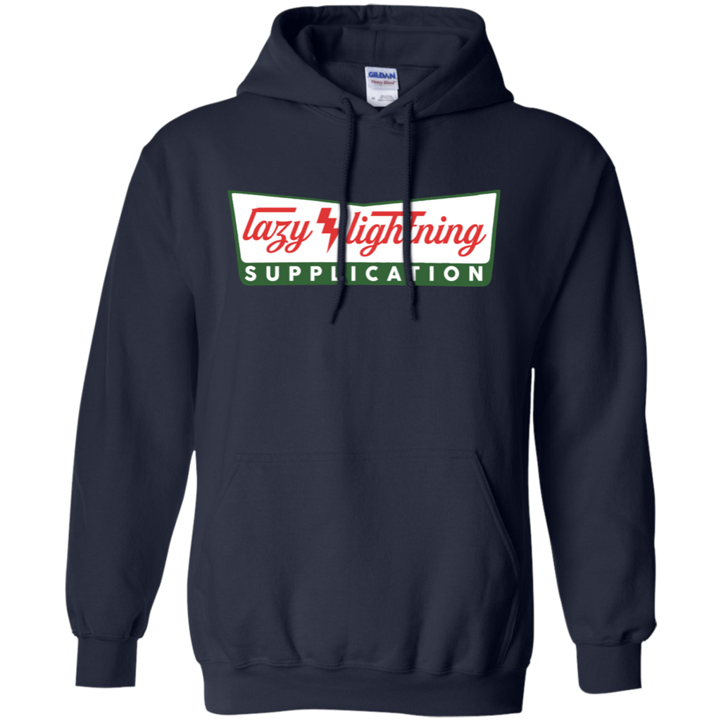 Lazy Supplication Donut Pullover Hoodie