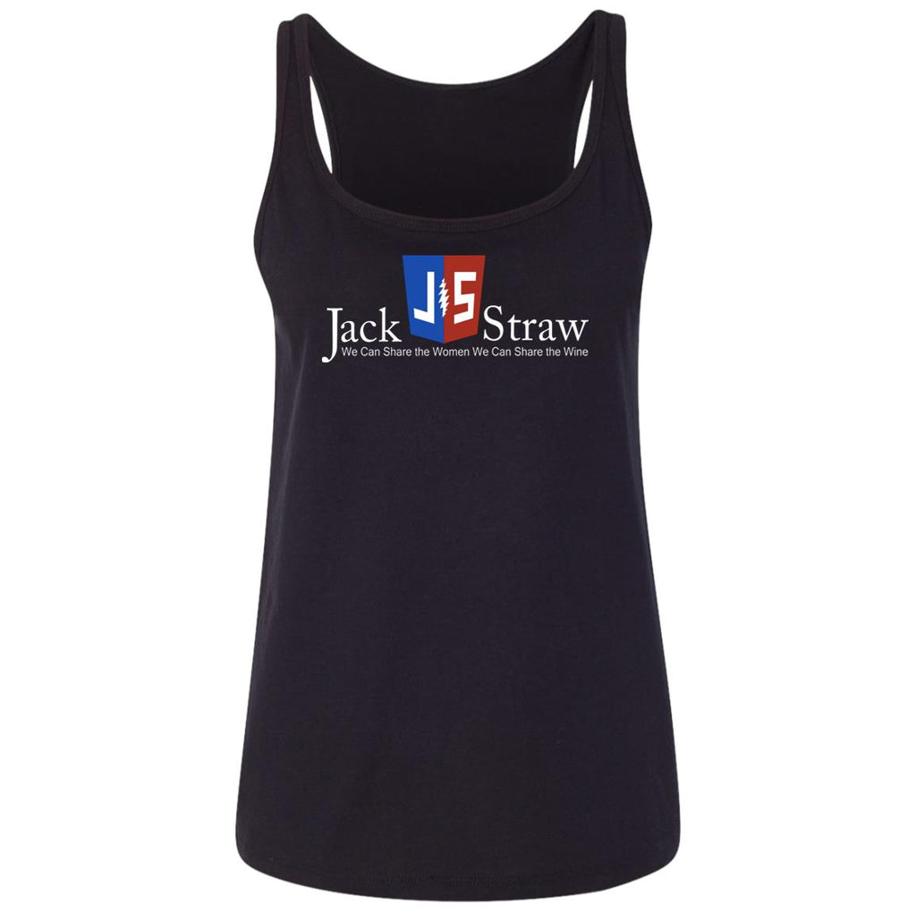 Jack Straw Ladies Cotton Tank Top