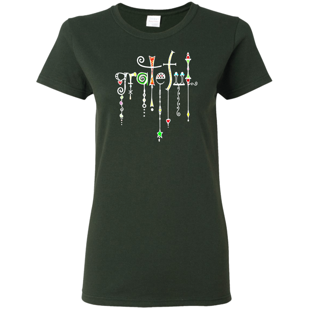 Grateful Jewels Ladies T-Shirt