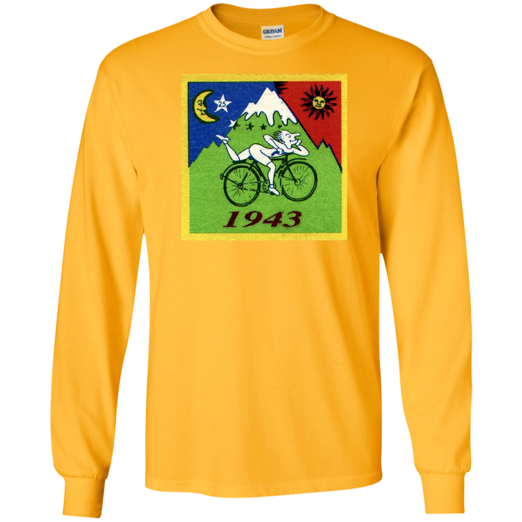 1943 Hoffman Long Sleeve Ultra Cotton T-Shirt
