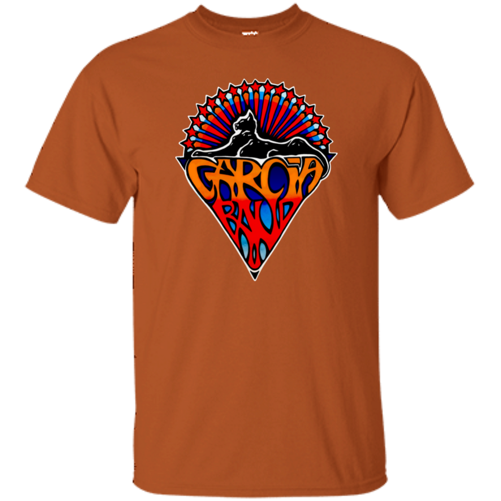 Garcia Band Cat Ultra Cotton T-Shirt