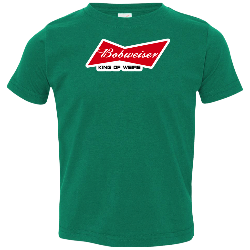 Bobweiser Toddler Jersey T-Shirt