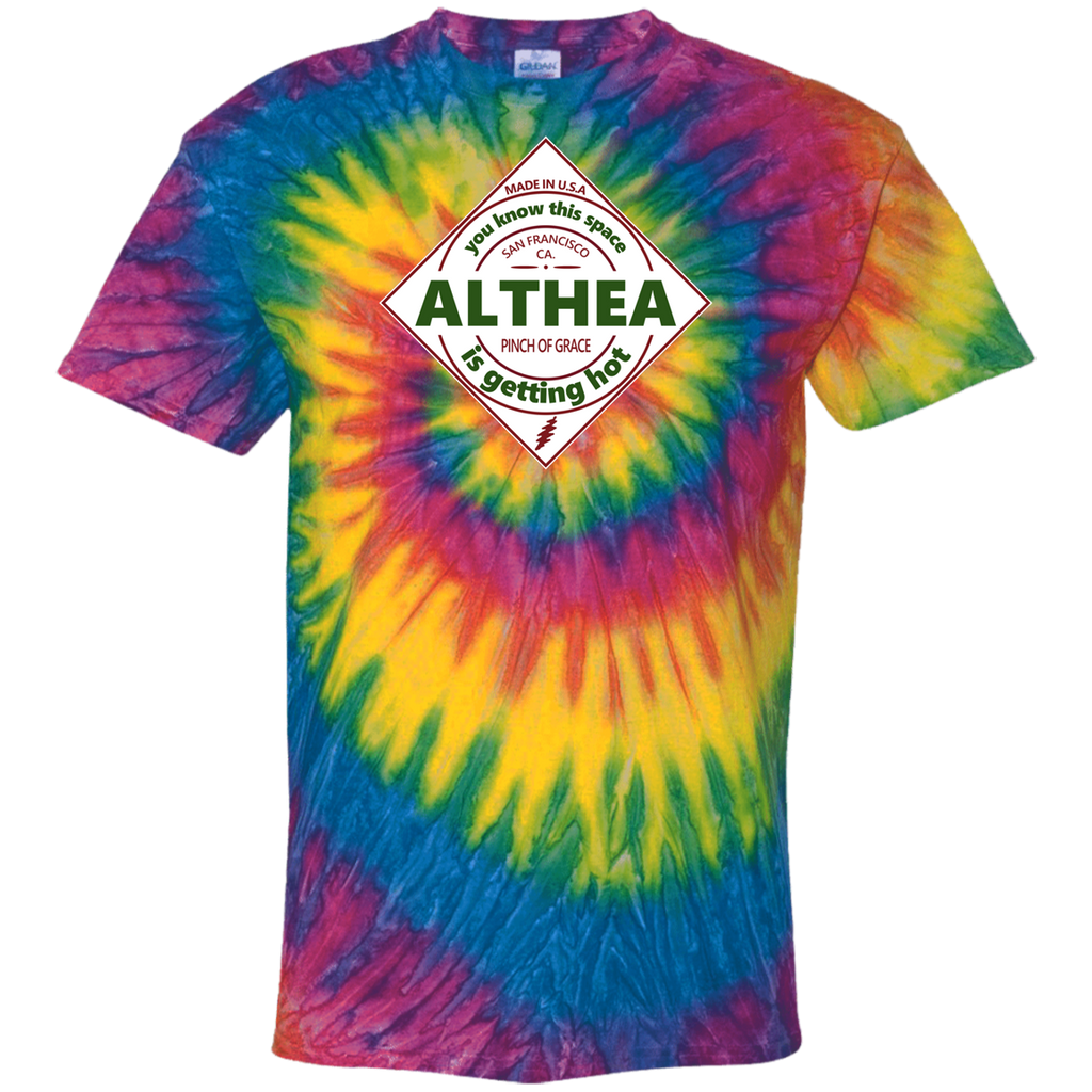 Althea Hot Sauce Ultra Tie Dye T-Shirt