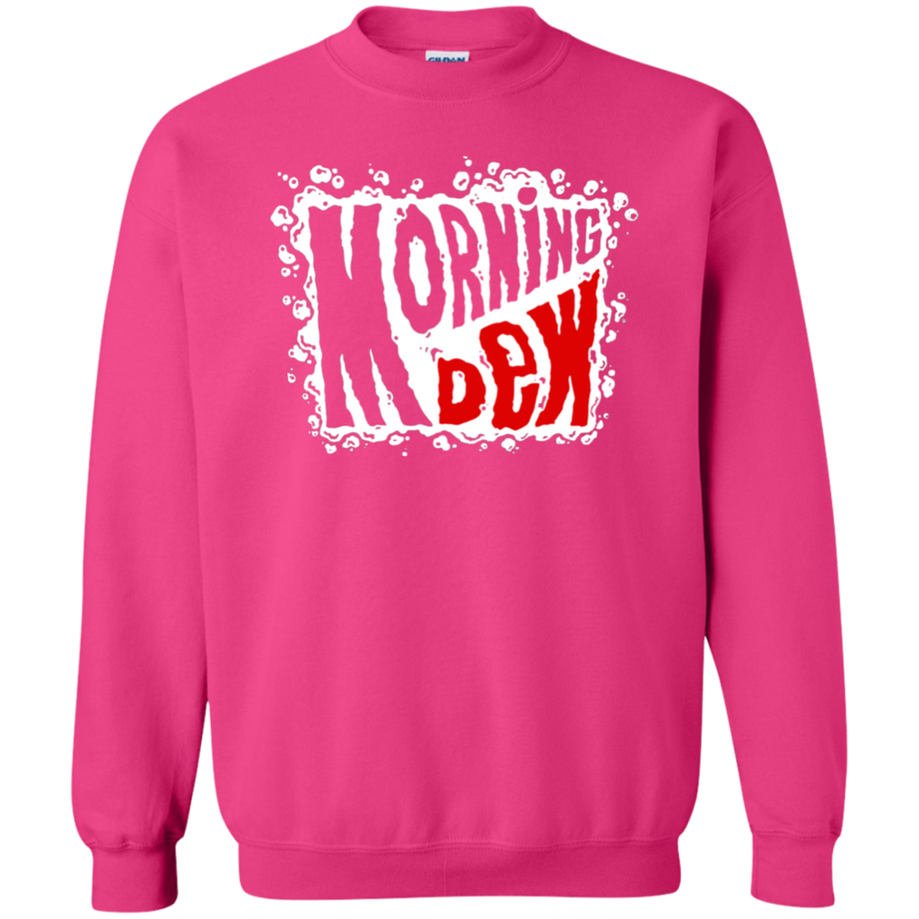 Morning Dew Pullover Sweatshirt  8 oz.