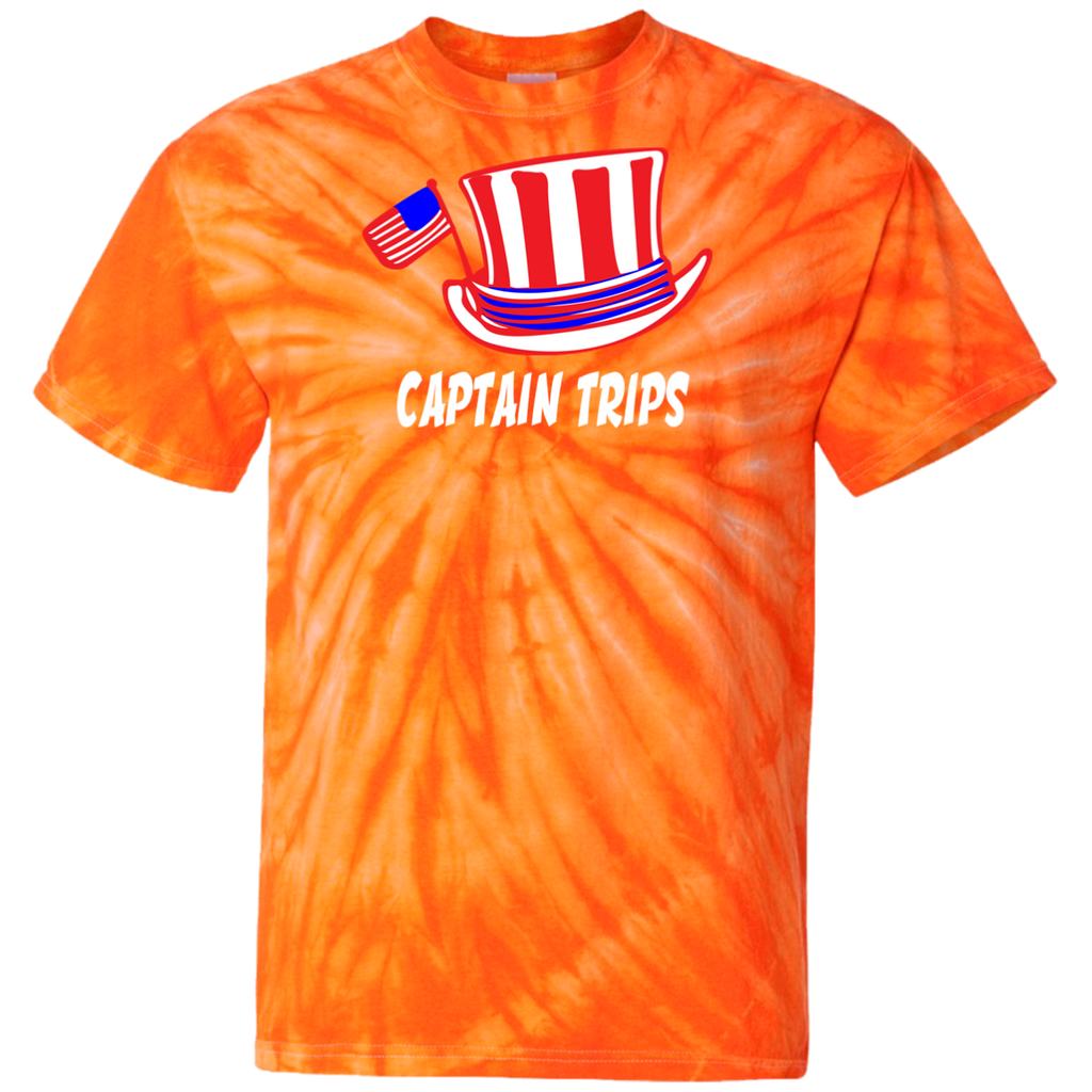 Captain Trips Tie Dye T-Shirt