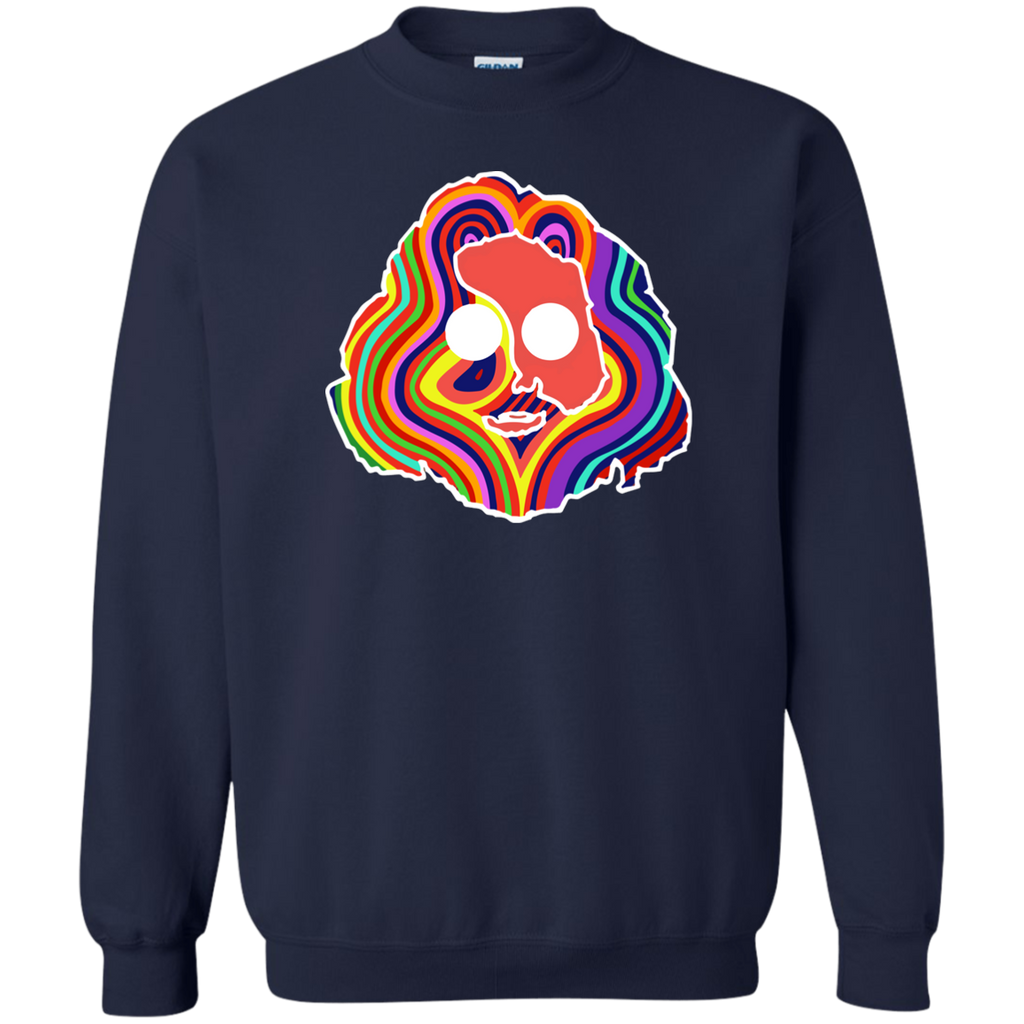 Jerry Colorful Pullover Sweatshirt  8 oz.