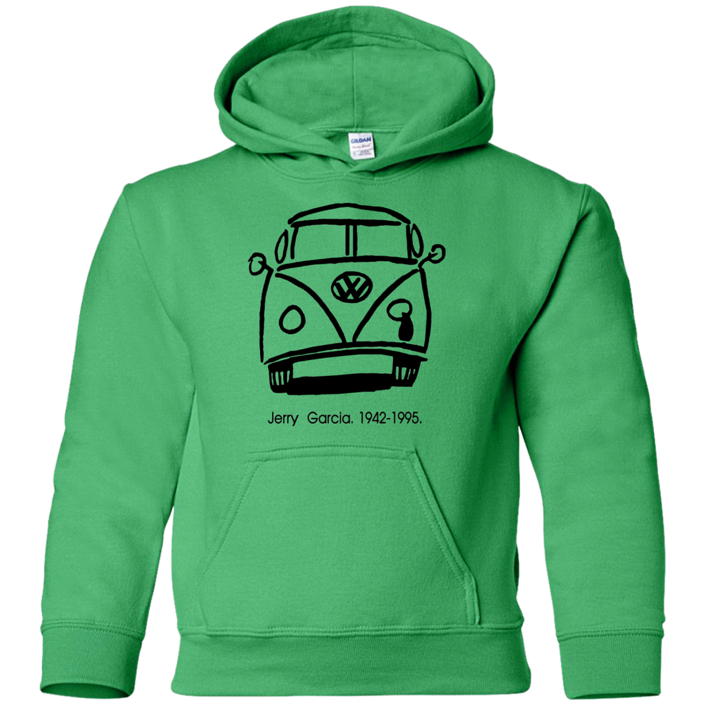 VW Miss Jerry Youth Pullover Hoodie