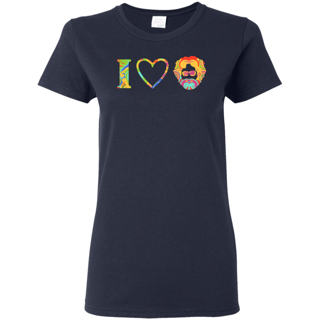 I Heart Jerry Ladies T-Shirt