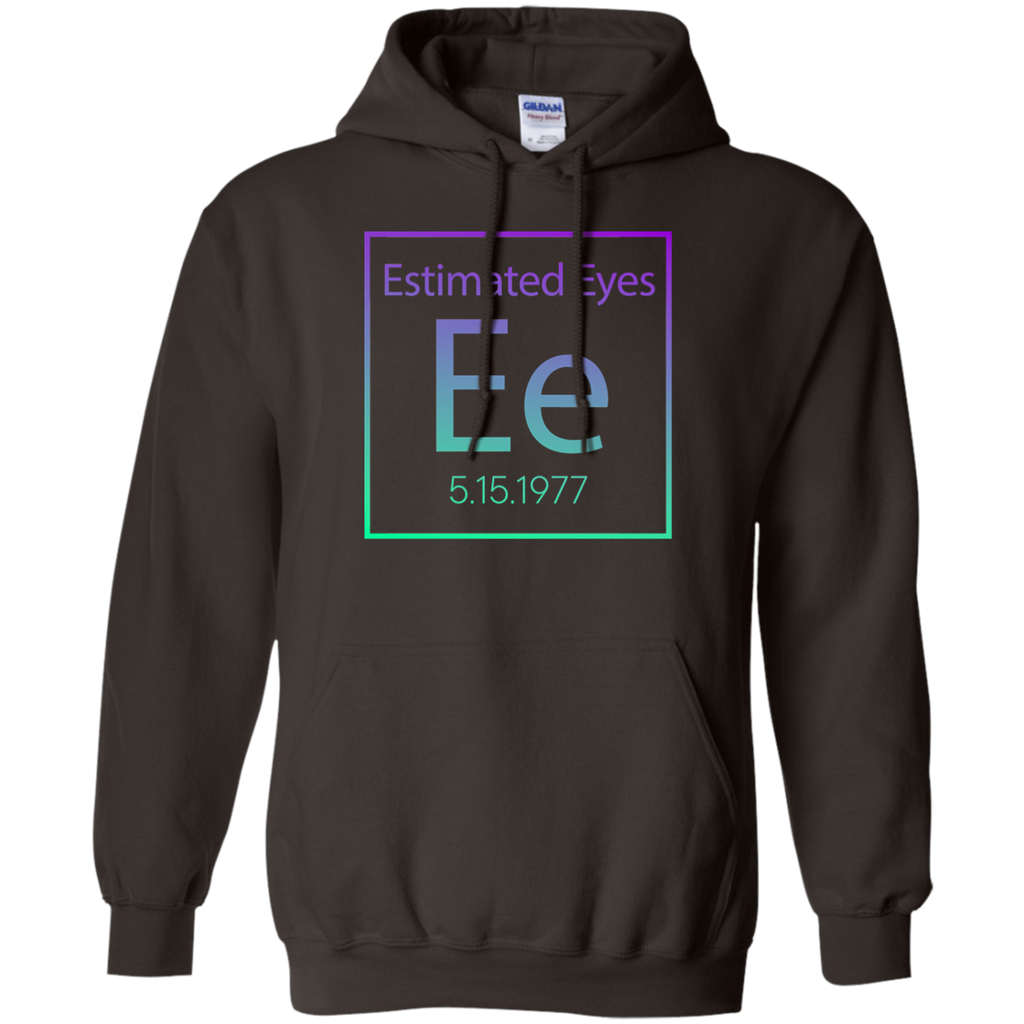 Estimated Eyes Chemistry Pullover Hoodie