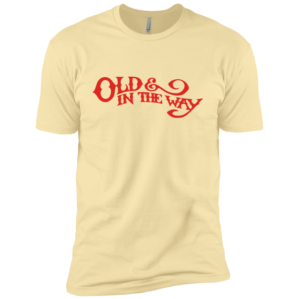 Old And In The Way Premium Cotton T-Shirt