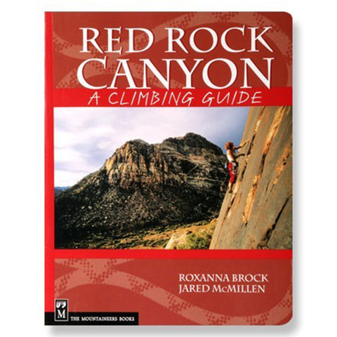 RED ROCK CANYON CLIMBING GUIDE