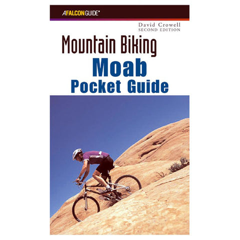 MTN BIKING MOAB POCKET GUIDE