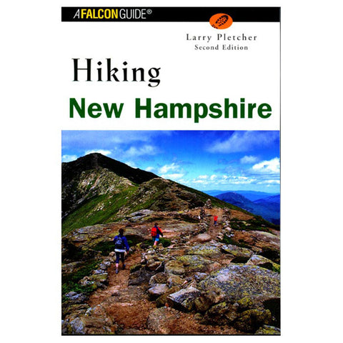 HIKING NEW HAMPSHIRE 2ND
