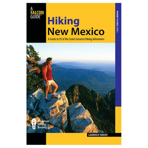 HIKING NEW MEXICO 3RD