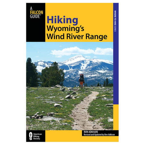 HIKING WY WIND RIVER RANGE 2ND