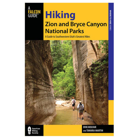 HIKING ZION AND BRYCE NP 2ND