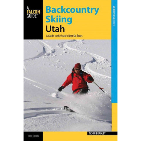 BACKCOUNTRY SKIING UTAH 3RD