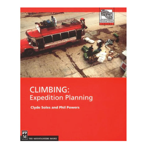 CLIMBING:EXPEDITION PLANNING