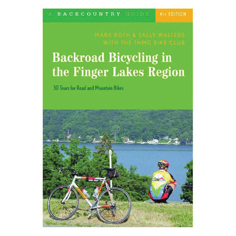 BACKRD. BICYCLING FINGER LAKES