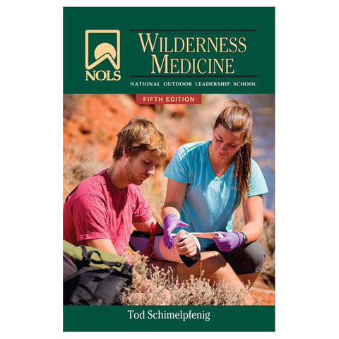 NOLS WILDERNESS MEDICINE 5TH