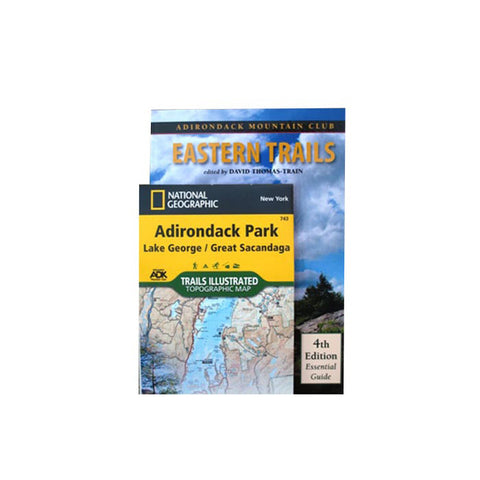 ADK EASTERN TRAILS MAP PACK