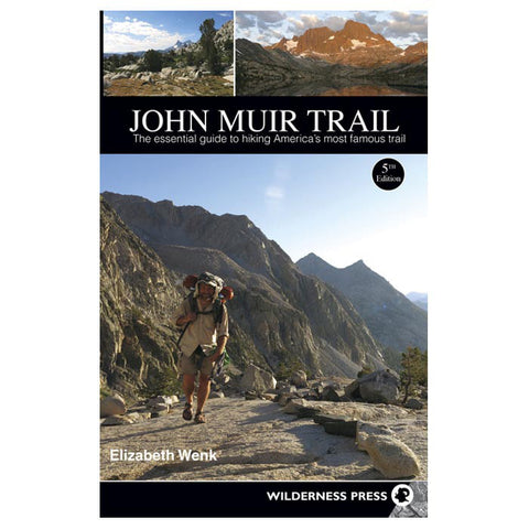 JOHN MUIR TRAIL 5TH ED.