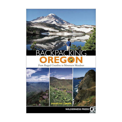 BACKPACKING OREGON 2ND ED.