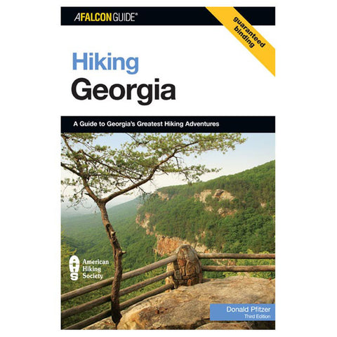 HIKING GEORGIA 4TH ED