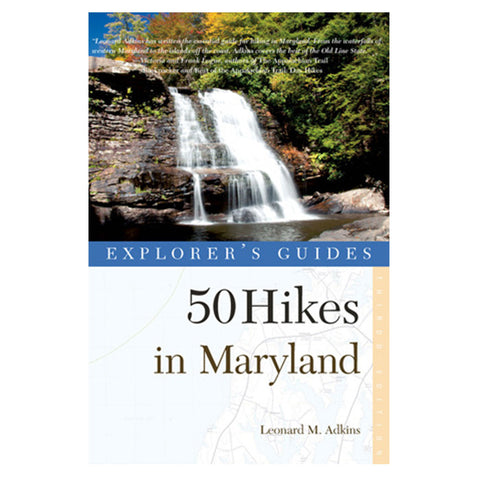 50 HIKES: MARYLAND
