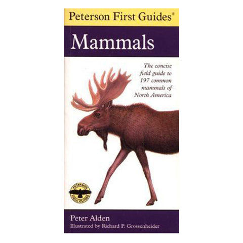 FIRST GUIDE TO MAMMALS OF N.A.