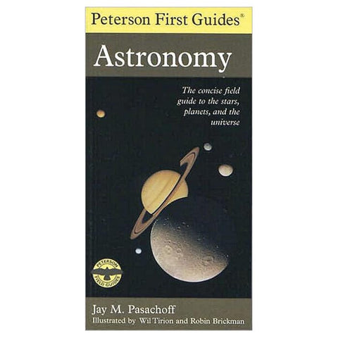 FIRST GUIDE TO ASTRONOMY
