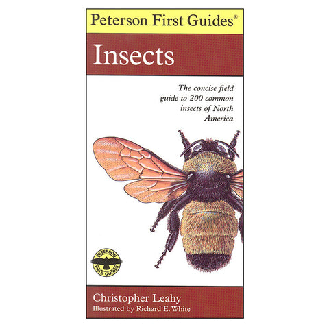 FIRST GUIDE TO INSECTS OF N.A.