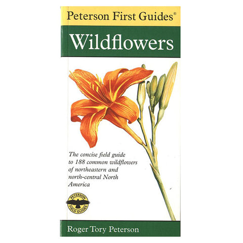 FIRST GUIDE WILDFLOWERS