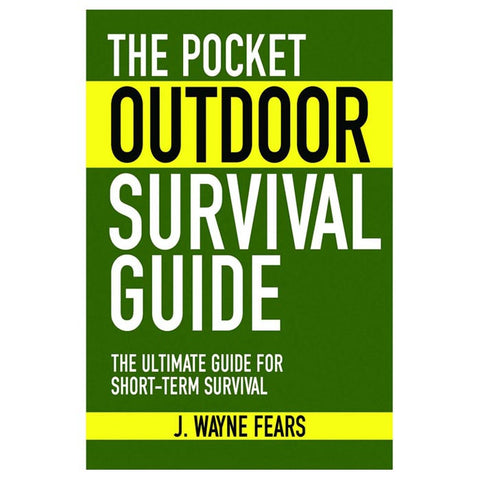 THE POCKET OUTDOOR SURVIVAL GD