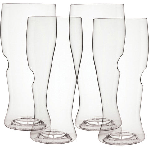 GOVINO BEER GLASS 16 OZ 4 PK