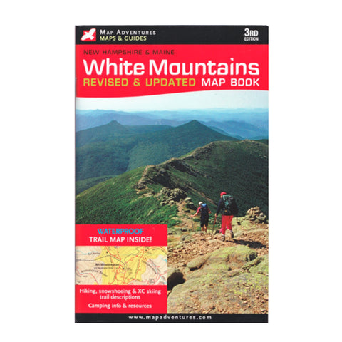WHITE MTNS MAP BOOK