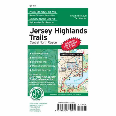 JERSEY HIGHLAND TRAILS